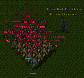 uo gateway free shard, sylvan heart shard, ultima online free shard